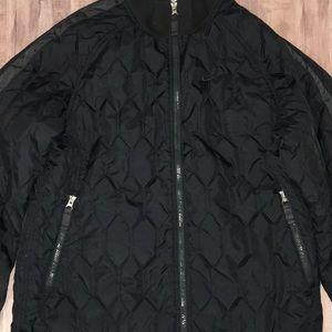 Nike zip up jacket size medium